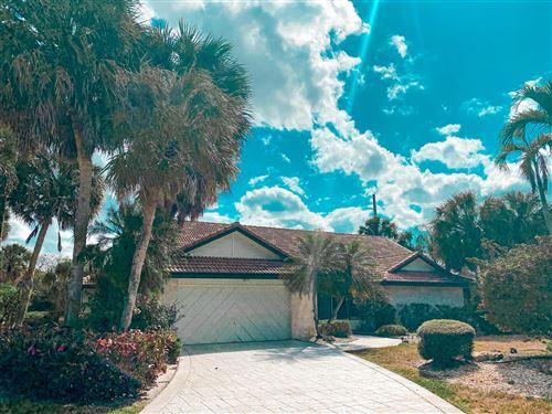 Photo of 4980 Cherry Laurel Lane, Delray Beach, FL 33445 (MLS # RX-10707066)