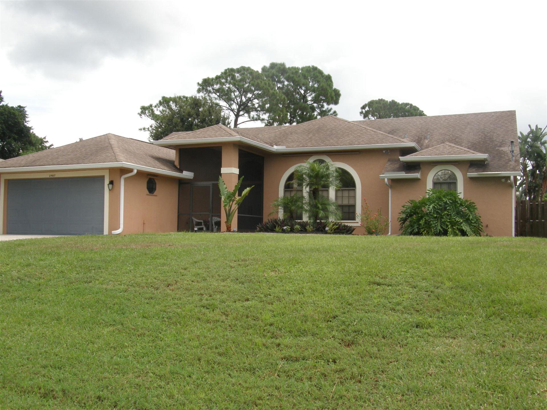 2907 SW Collings Drive, Port Saint Lucie, FL 34983 - #: RX-10649066