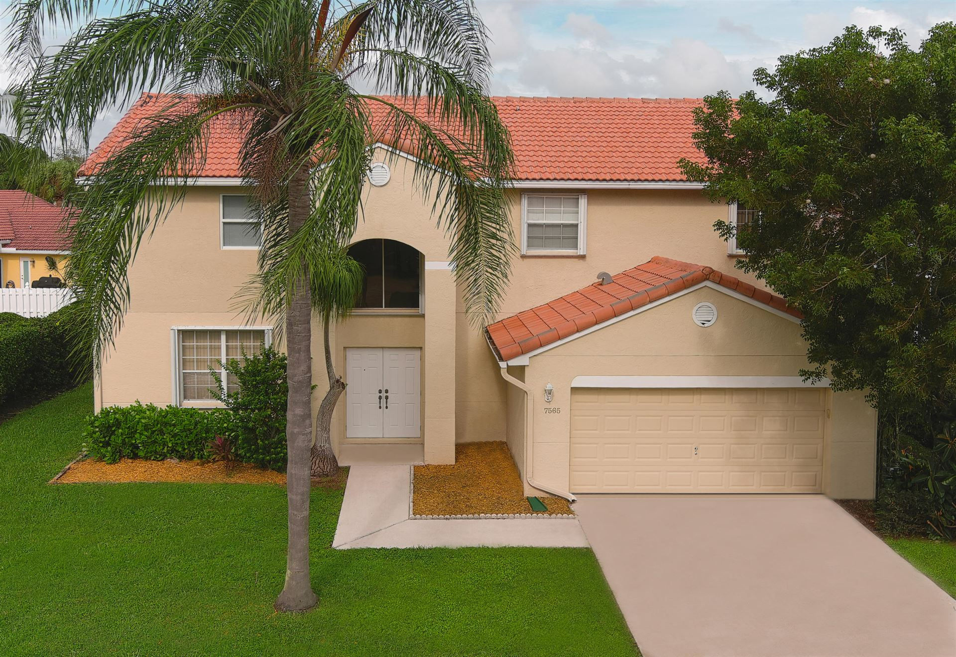 7565 Bradham Drive, Lake Worth, FL 33467 - #: RX-10669066
