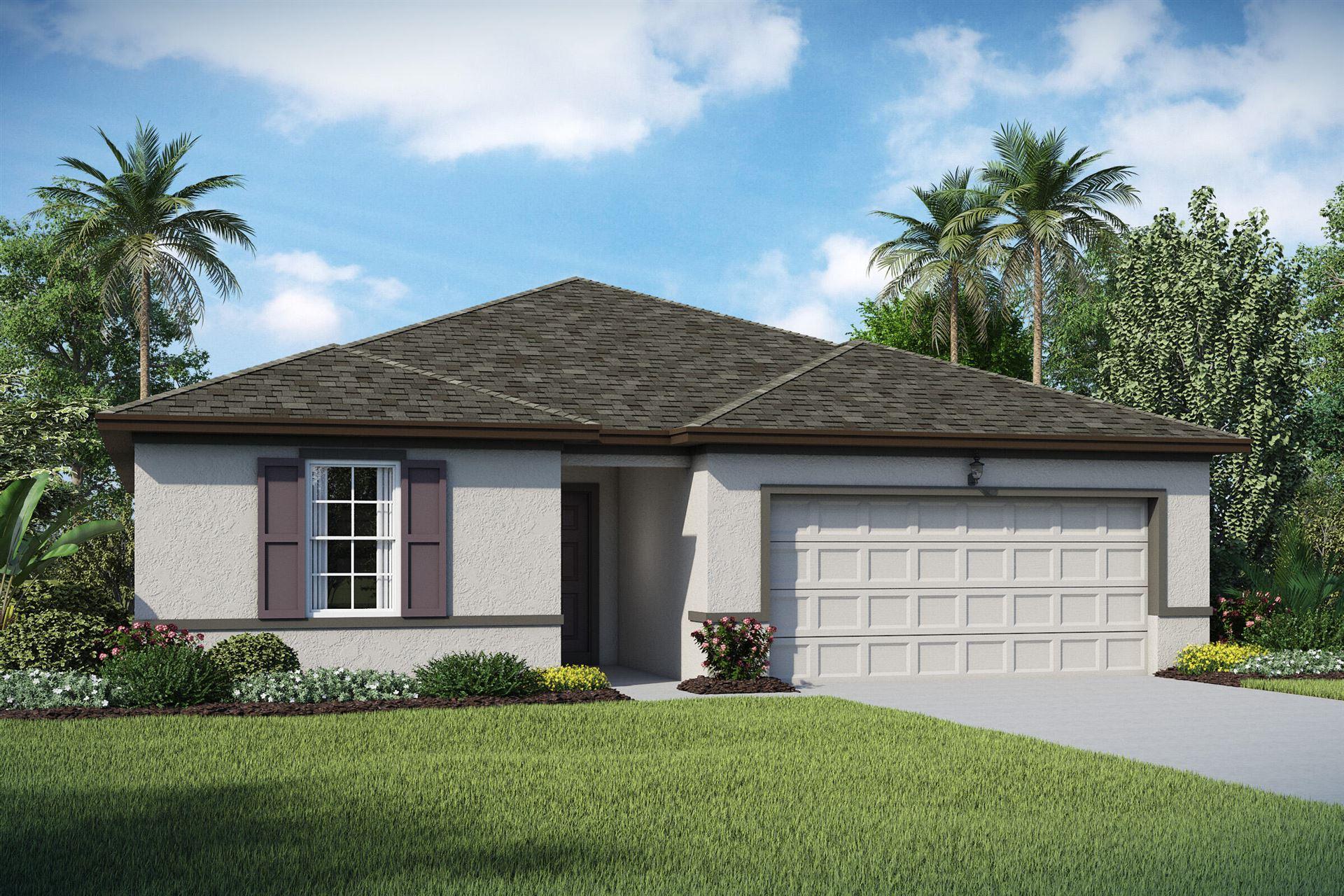 2033 SW Castinet Lane #16, Port Saint Lucie, FL 34953 - #: RX-10722066