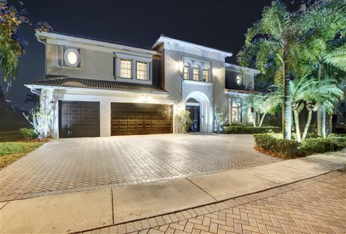 Photo of 7141 NW 70th Manor, Parkland, FL 33067 (MLS # RX-10607067)