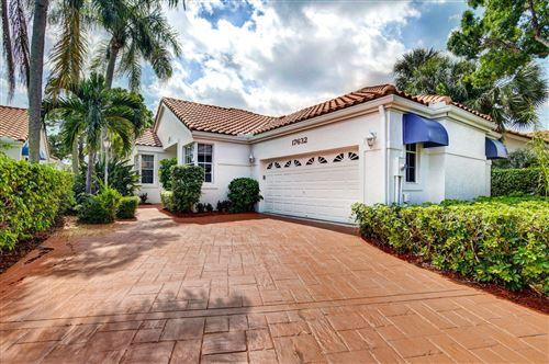 Photo of 17632 Candlewood Terrace, Boca Raton, FL 33487 (MLS # RX-10729067)