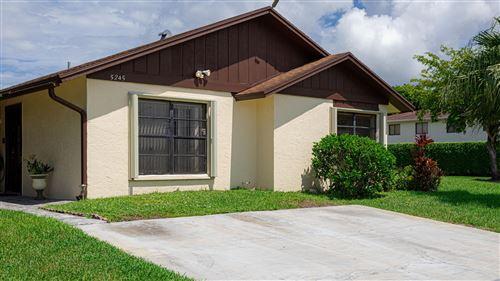 Photo of 5245 Robbie Court, West Palm Beach, FL 33415 (MLS # RX-10746067)