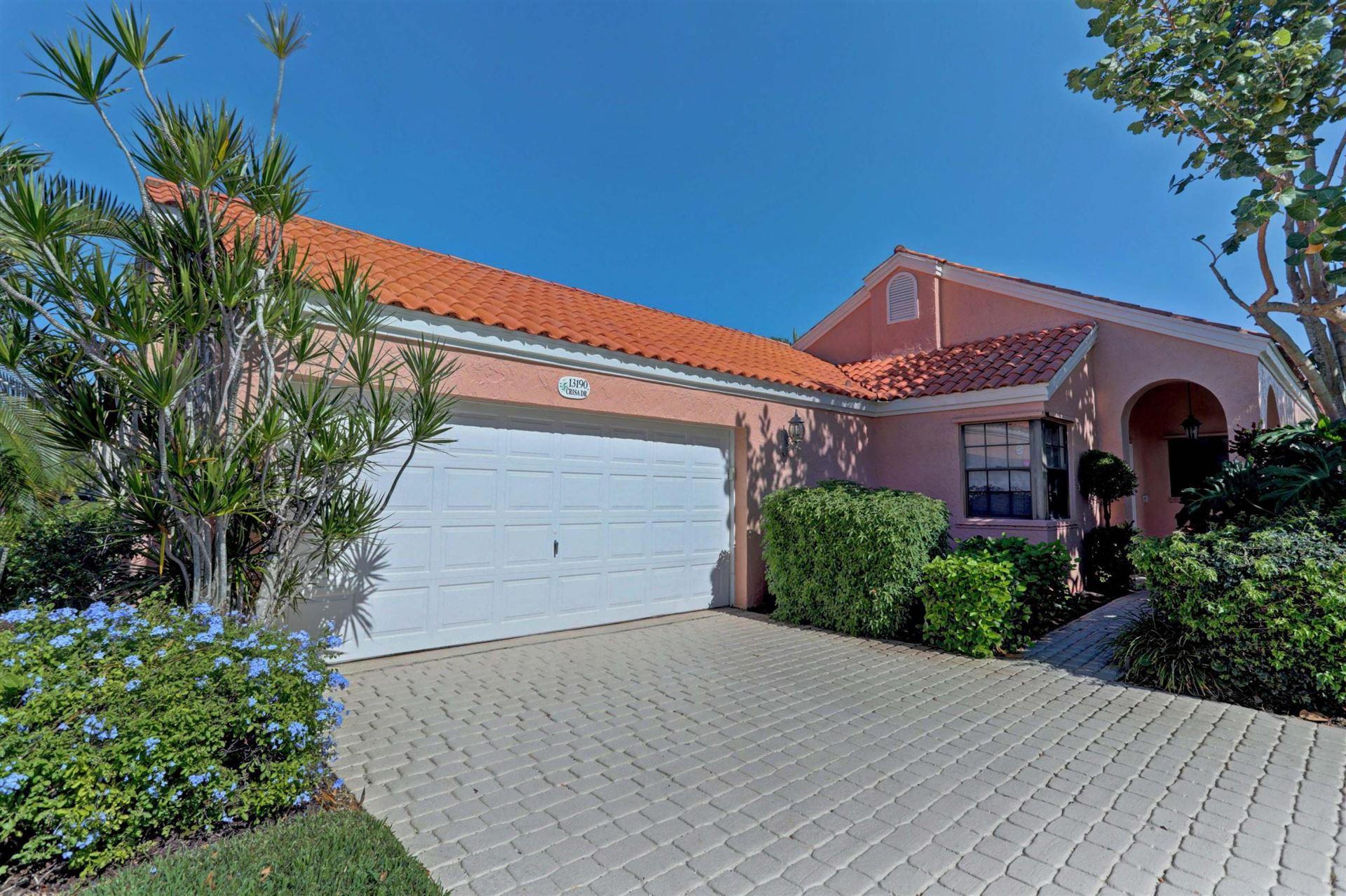 13190 Crisa Drive, Palm Beach Gardens, FL 33410 - #: RX-10671067