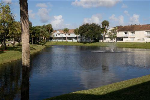 Photo of 6270 Riverwalk Lane #4, Jupiter, FL 33458 (MLS # RX-10684068)