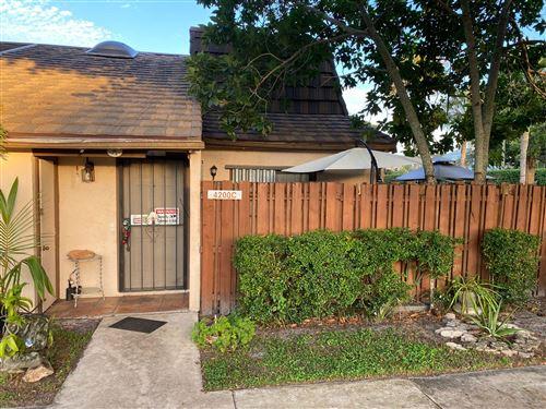Photo of 4200 Palm Bay C Circle #C, West Palm Beach, FL 33406 (MLS # RX-10755068)