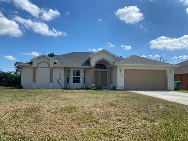4497 SW Gadshaw Road, Port Saint Lucie, FL 34953 - #: RX-10677068