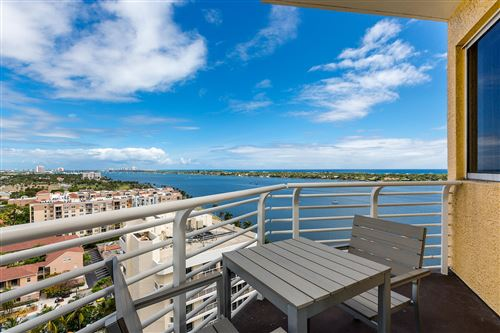 Photo of 1551 N Flagler Dr Unit Drive, West Palm Beach, FL 33401 (MLS # RX-10707069)