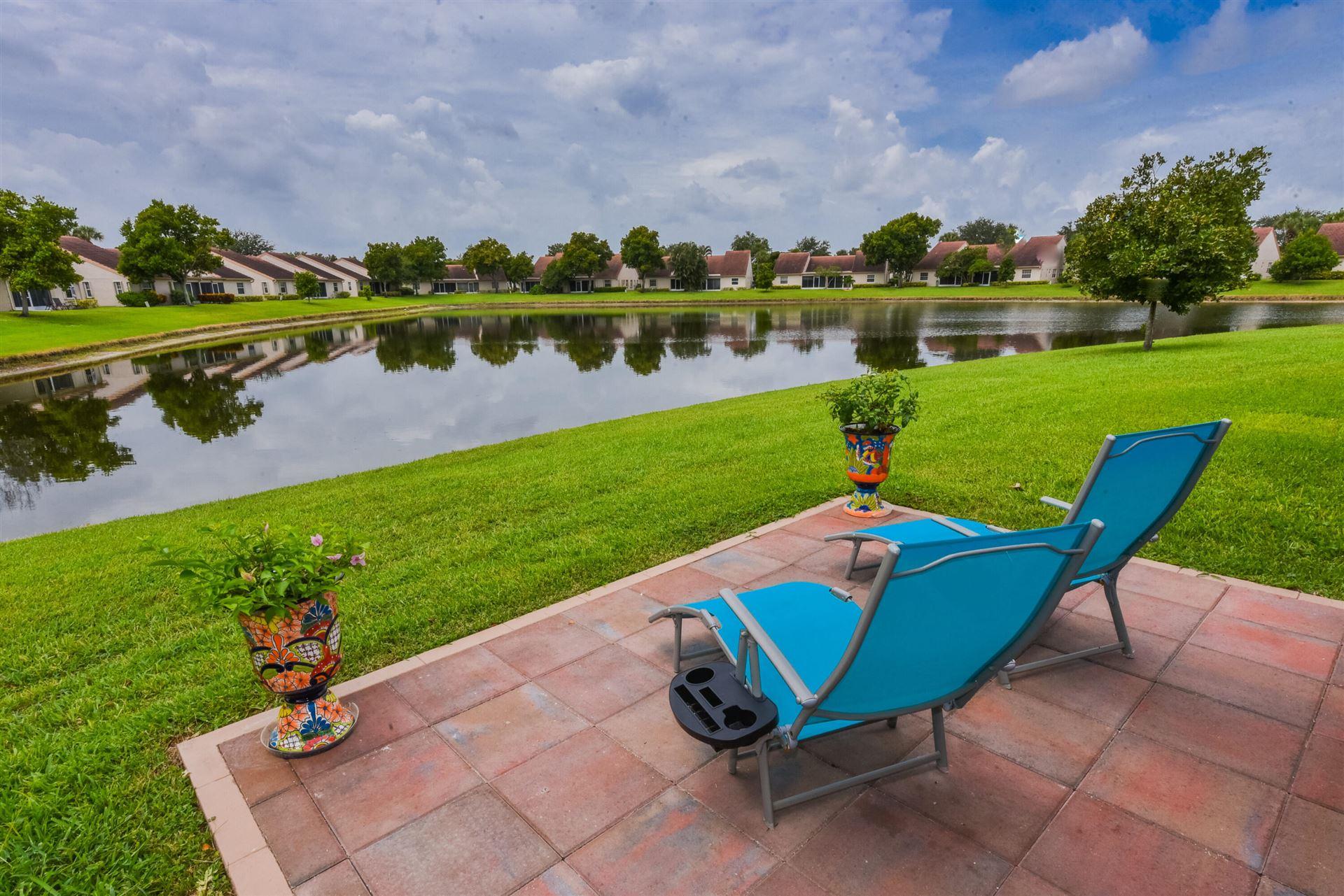 14375 Emerald Lake Drive, Delray Beach, FL 33446 - MLS#: RX-10743069