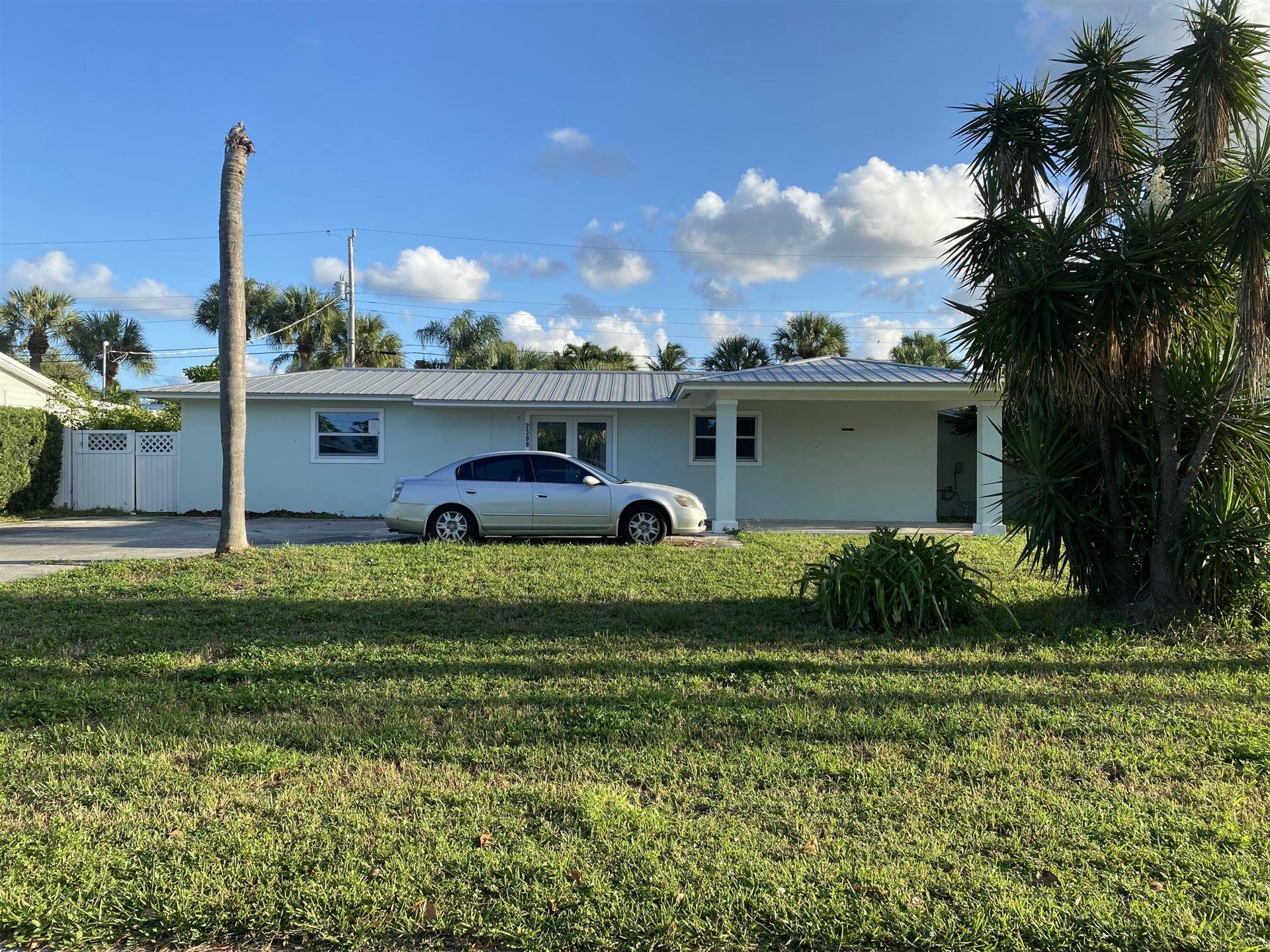 2388 S Wallen Drive, West Palm Beach, FL 33410 - MLS#: RX-10746069