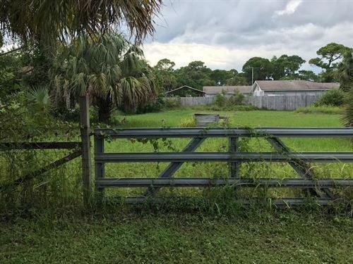 Photo of 0 Pine Tree Drive, Fort Pierce, FL 34982 (MLS # RX-10667070)