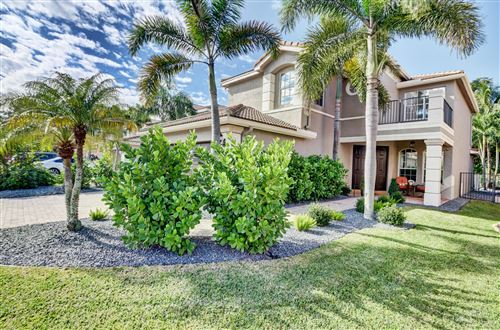 Photo of 10381 Willow Oaks Trail, Boynton Beach, FL 33473 (MLS # RX-10675070)