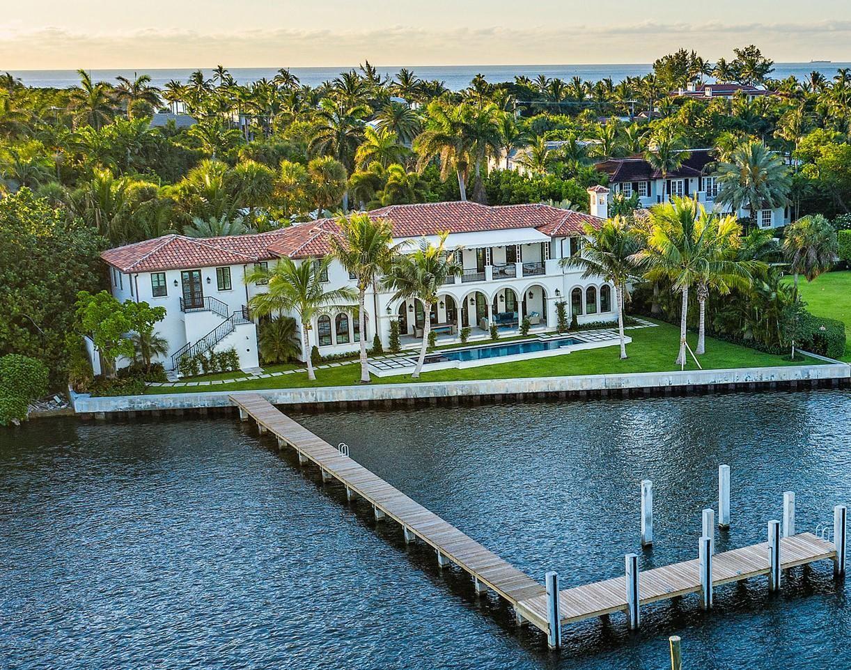 235 Via Vizcaya, Palm Beach, FL 33480 - #: RX-10623070