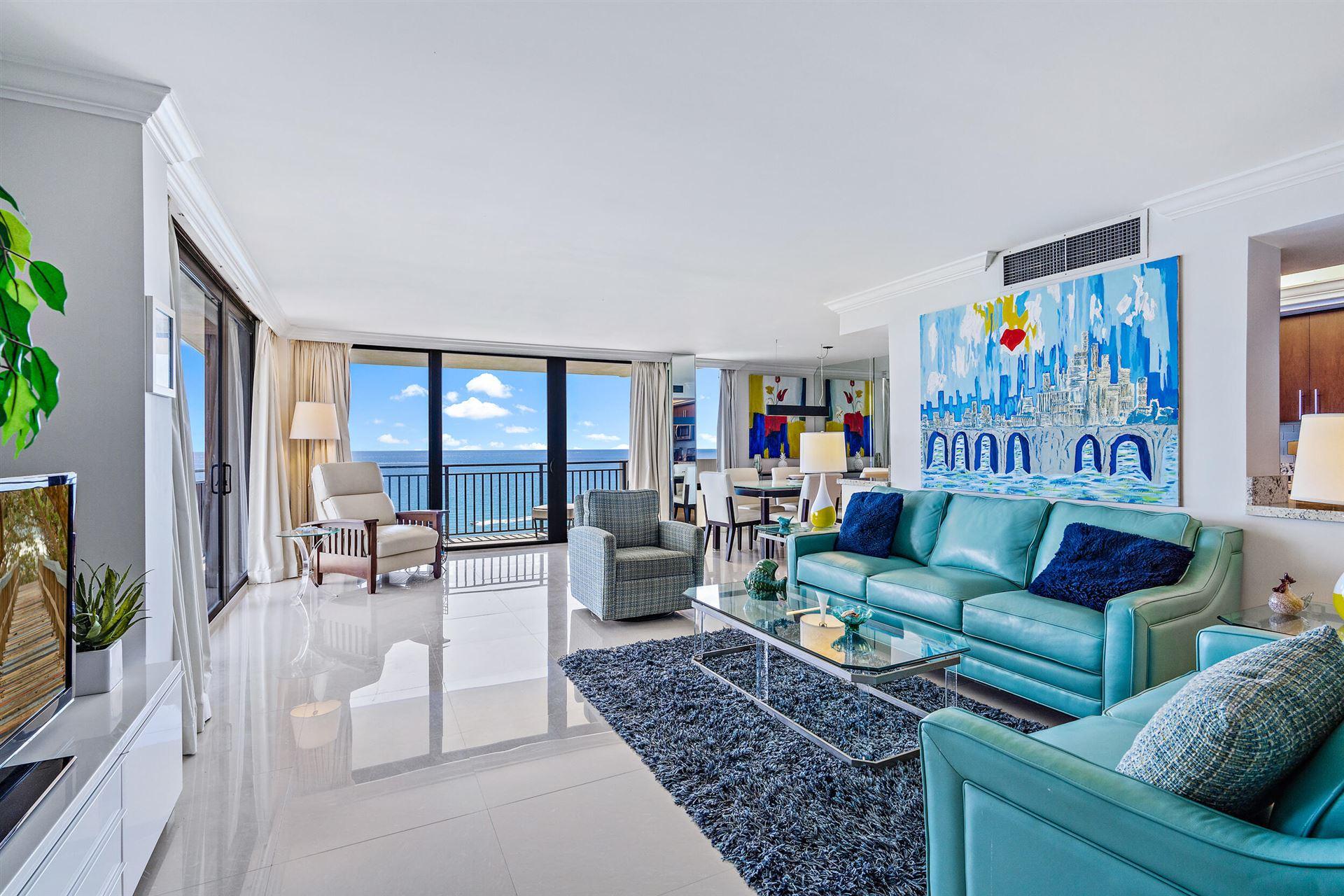 5460 N Ocean Dr #7-A, Riviera Beach, FL 33404 - MLS#: RX-10729070
