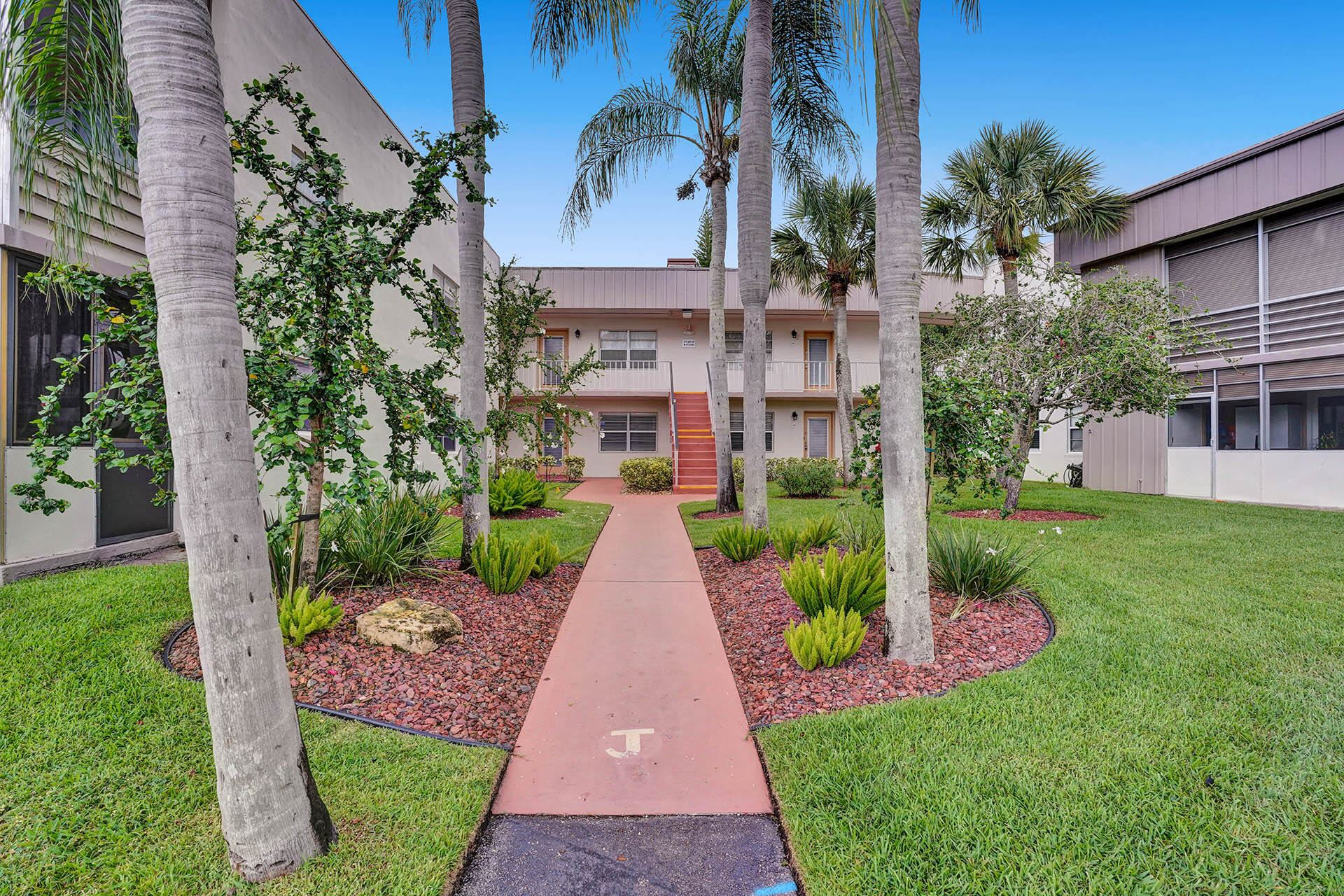 450 Capri J, Delray Beach, FL 33484 - MLS#: RX-10730070