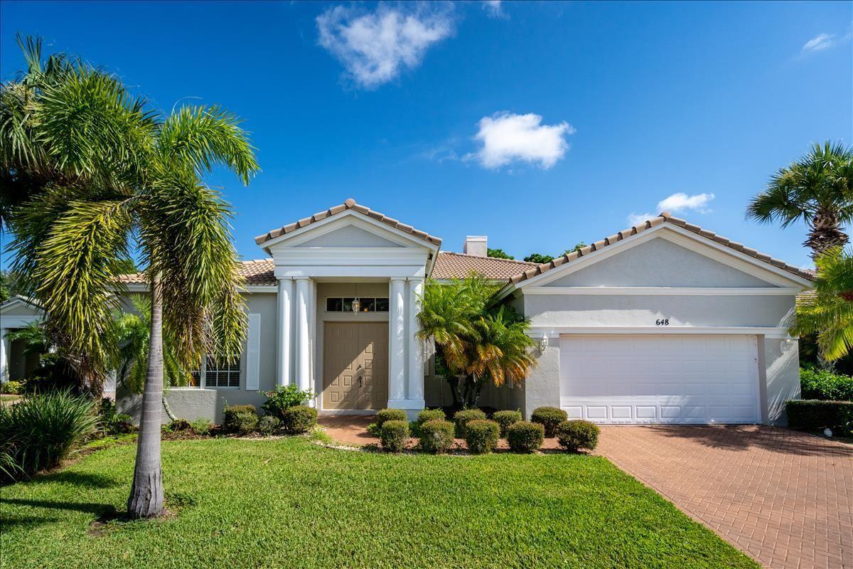648 SW Long Key Court, Port Saint Lucie, FL 34986 - #: RX-10731070