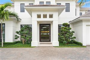 Tiny photo for 252 S Silver Palm Road, Boca Raton, FL 33432 (MLS # RX-10501071)