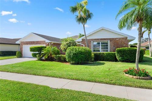 Photo of Listing MLS rx in 10707 Greentrail Drive South Boynton Beach FL 33436