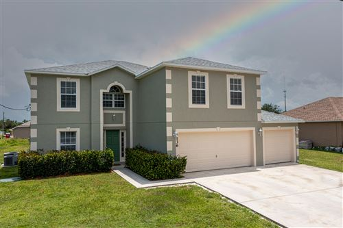 Photo of 6136 NW Gaylord Terrace, Port Saint Lucie, FL 34986 (MLS # RX-10737071)