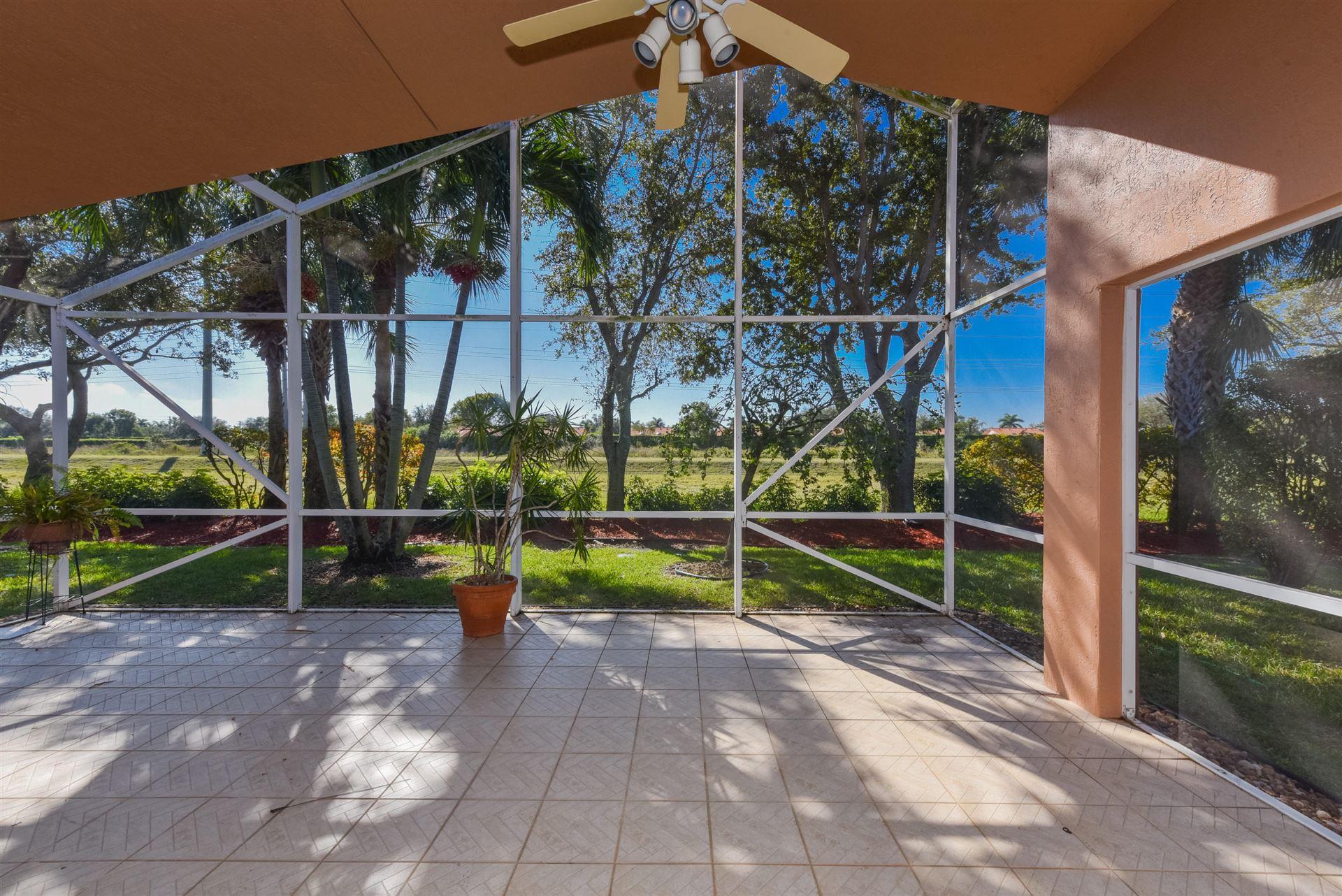 7608 Caprio Drive, Boynton Beach, FL 33472 - #: RX-10594071