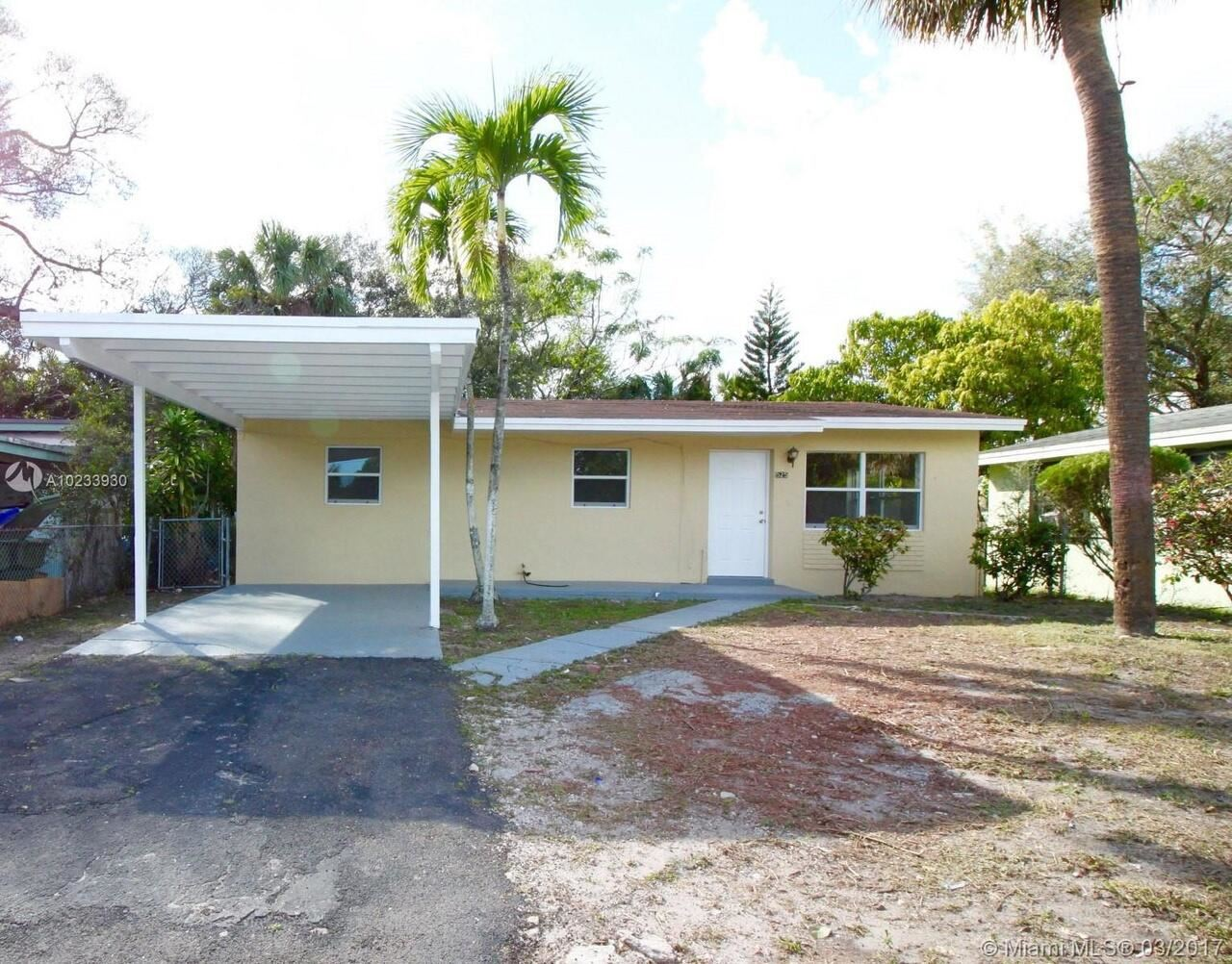 Photo of 525 NW 15th Terrace, Fort Lauderdale, FL 33311 (MLS # RX-10716071)