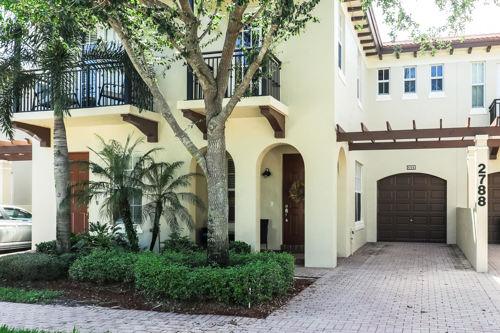 2788 Eagle Rock Circle #605, West Palm Beach, FL 33411 - MLS#: RX-10733071