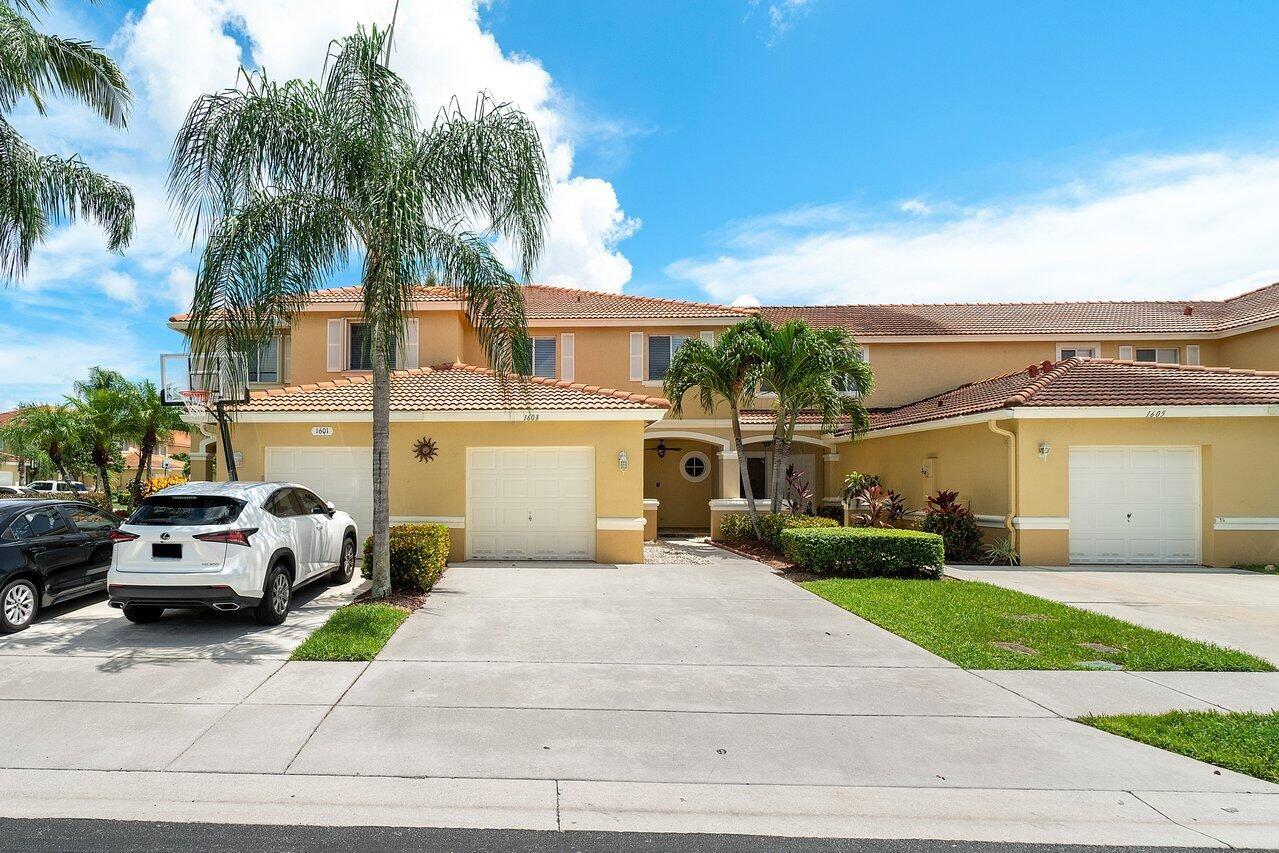 1603 Cetona Drive, Boynton Beach, FL 33436 - MLS#: RX-10734071