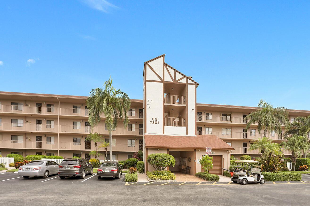 7301 Amberly 207 Lane #207, Delray Beach, FL 33446 - MLS#: RX-10747071