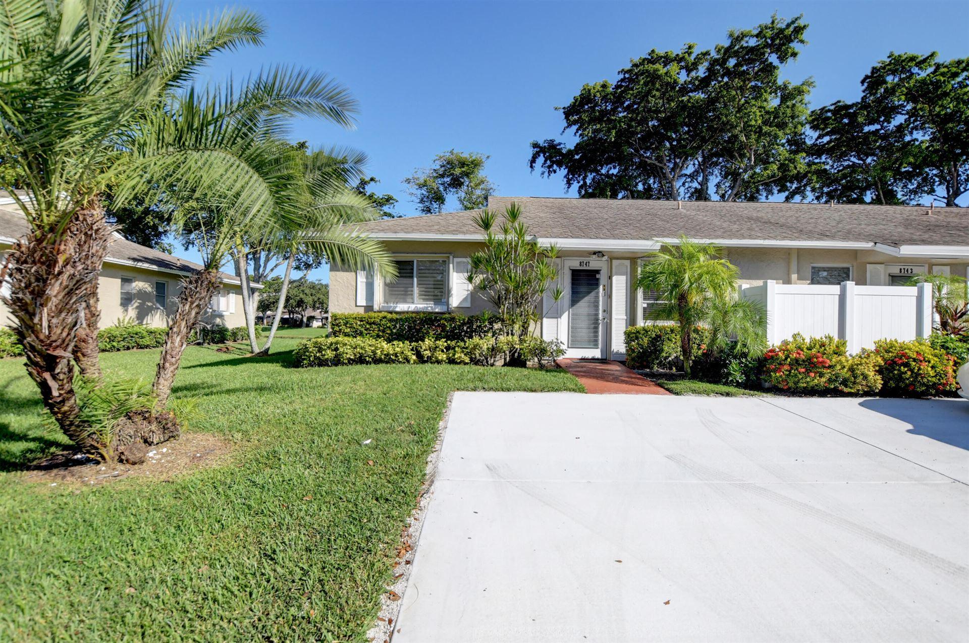 8747 Rheims Road, Boca Raton, FL 33496 - #: RX-10753071