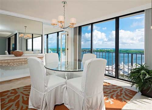 Photo of 122 Lakeshore Drive #T-34, North Palm Beach, FL 33408 (MLS # RX-10595072)