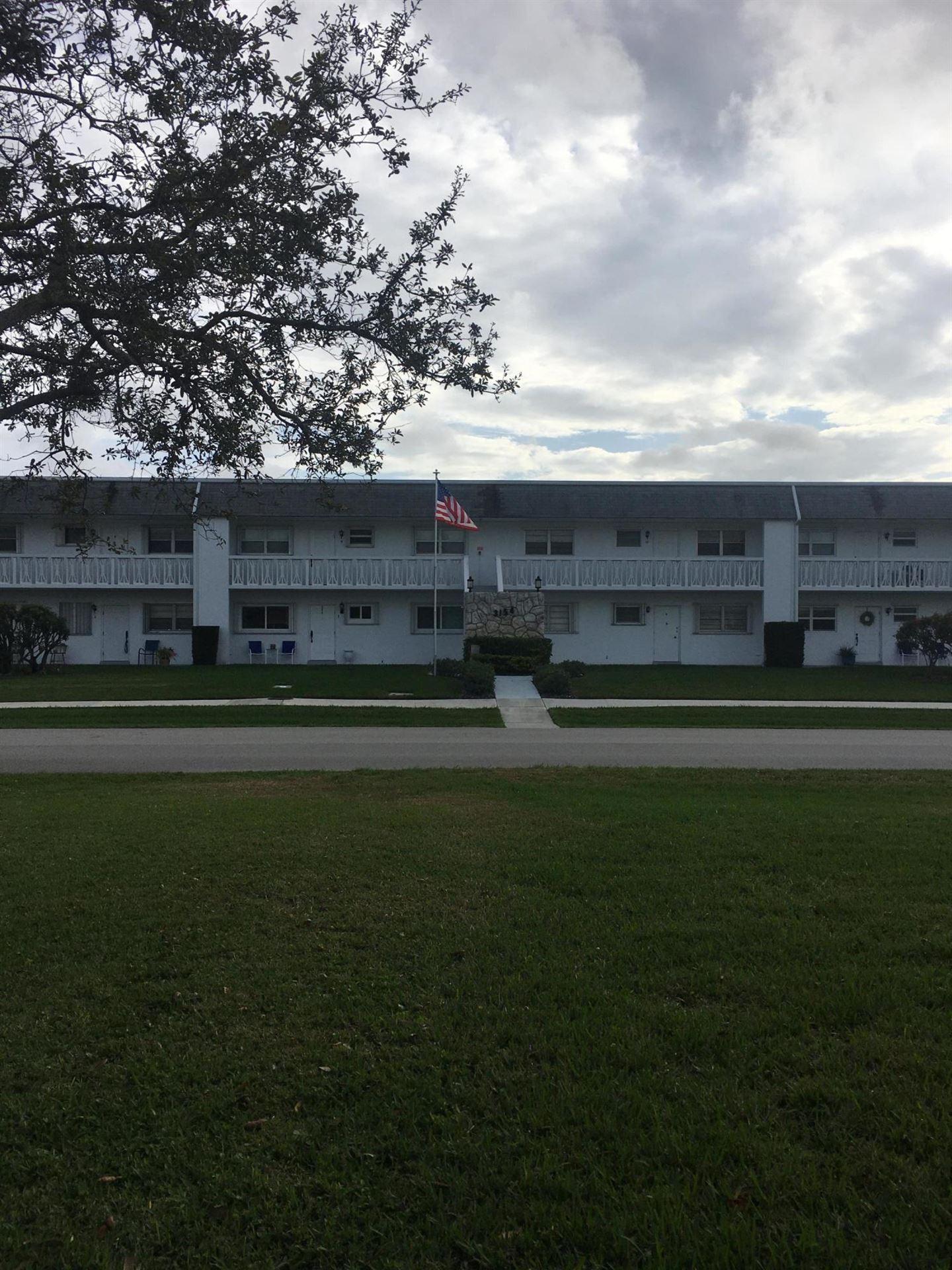 3154 Meridian Way S #11, Palm Beach Gardens, FL 33410 - #: RX-10693072