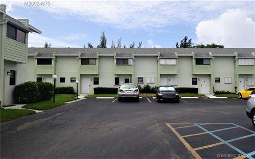 Photo of 9425 S Ocean Drive #67, Jensen Beach, FL 34957 (MLS # RX-10643073)