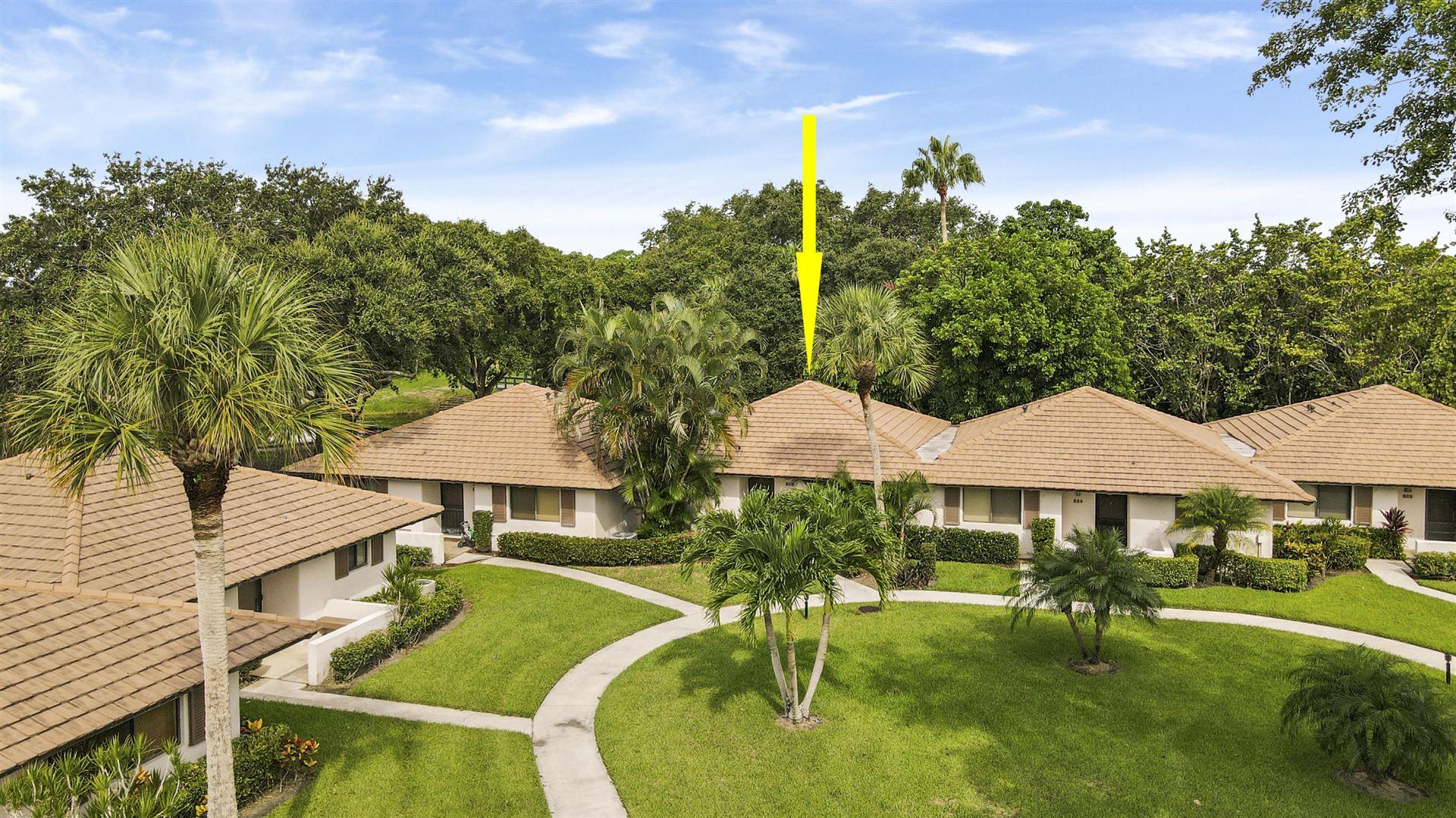 823 Club Drive, Palm Beach Gardens, FL 33418 - #: RX-10645073