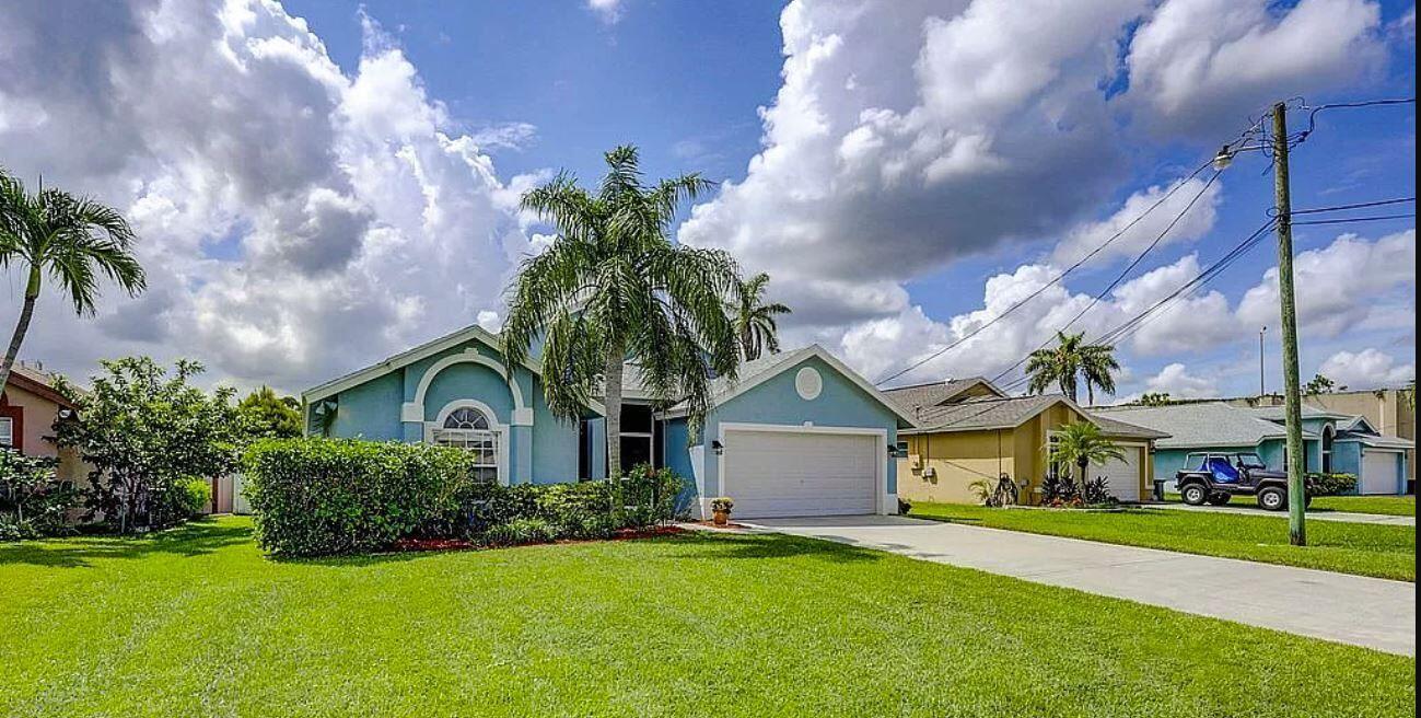 Photo for 6440 Mullin Street, Jupiter, FL 33458 (MLS # RX-10747073)