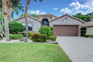 Photo of 11530 Cherrybrook Lane, Boynton Beach, FL 33437 (MLS # RX-10561074)