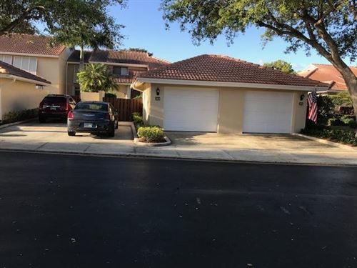 Photo of 283 Old Meadow Way #283, Palm Beach Gardens, FL 33418 (MLS # RX-10609074)