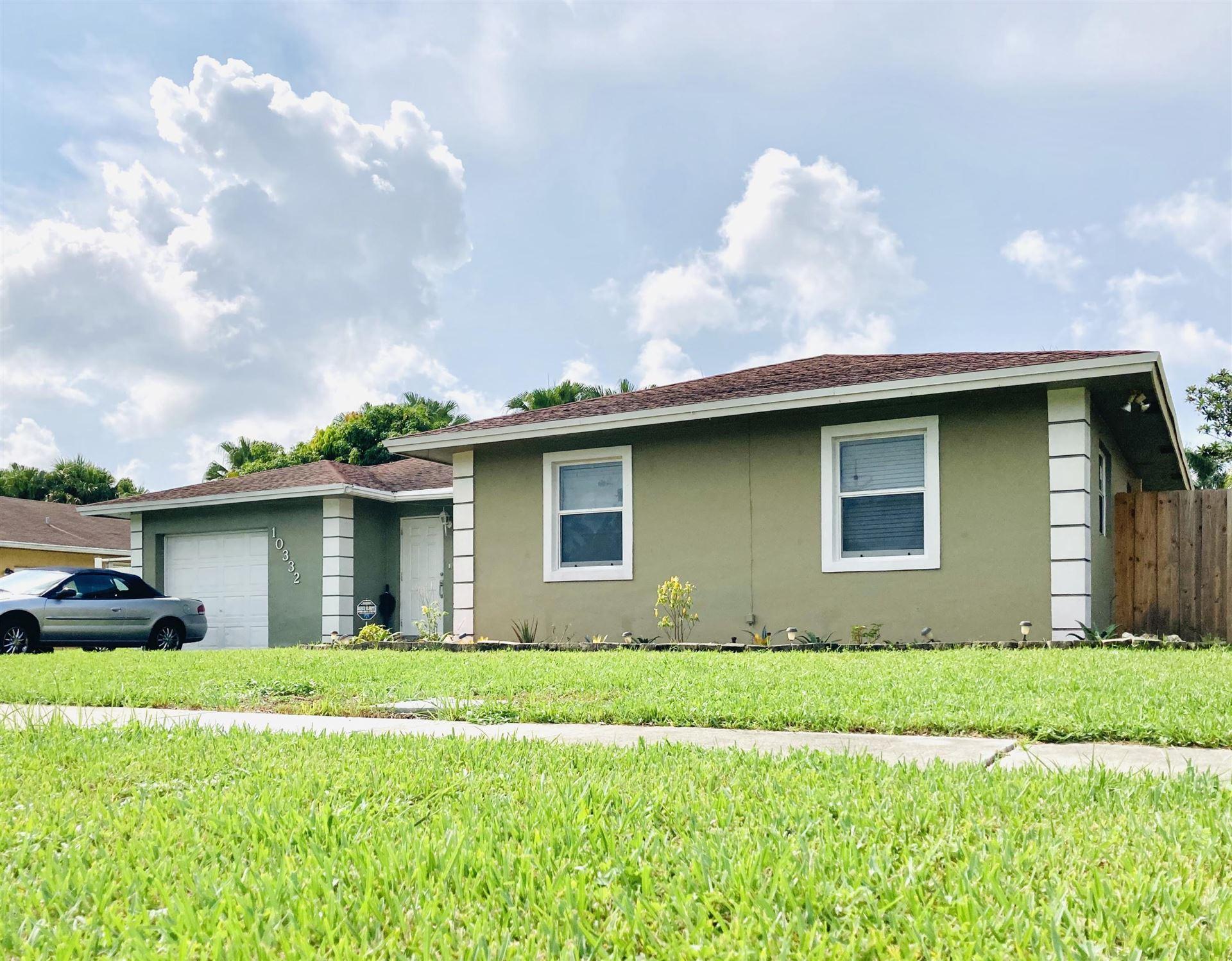 10332 Dorchester Drive, Boca Raton, FL 33428 - #: RX-10638074