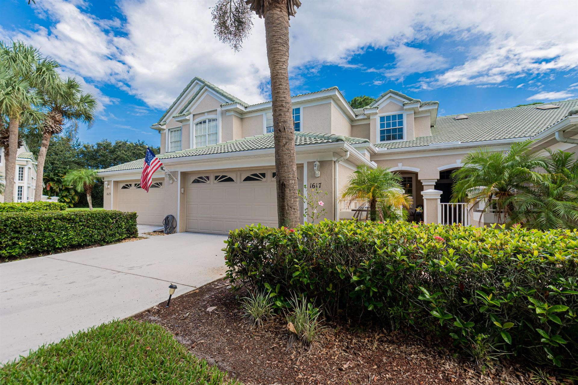 1617 SW Harbour Isles Circle #40, Port Saint Lucie, FL 34986 - #: RX-10652074