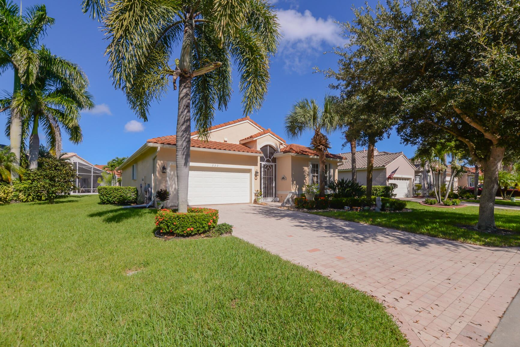 Photo of 222 NW Chorale Way, Port Saint Lucie, FL 34986 (MLS # RX-10753074)