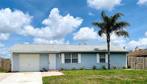 Photo of 825 SW Canary Terrace, Port Saint Lucie, FL 34953 (MLS # RX-10724075)