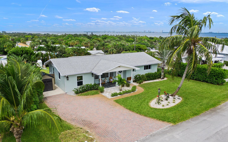 1205 NE Oceanview Circle, Jensen Beach, FL 34957 - #: RX-10745075