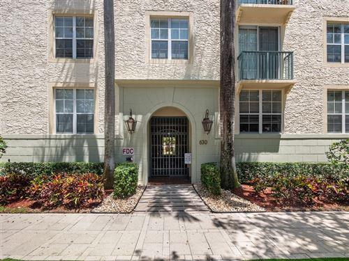 Photo of 630 S Sapodilla Avenue #104, West Palm Beach, FL 33401 (MLS # RX-10735076)