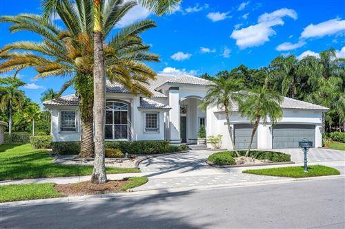 Photo of 2561 Mayfair Lane, Weston, FL 33327 (MLS # RX-10749076)