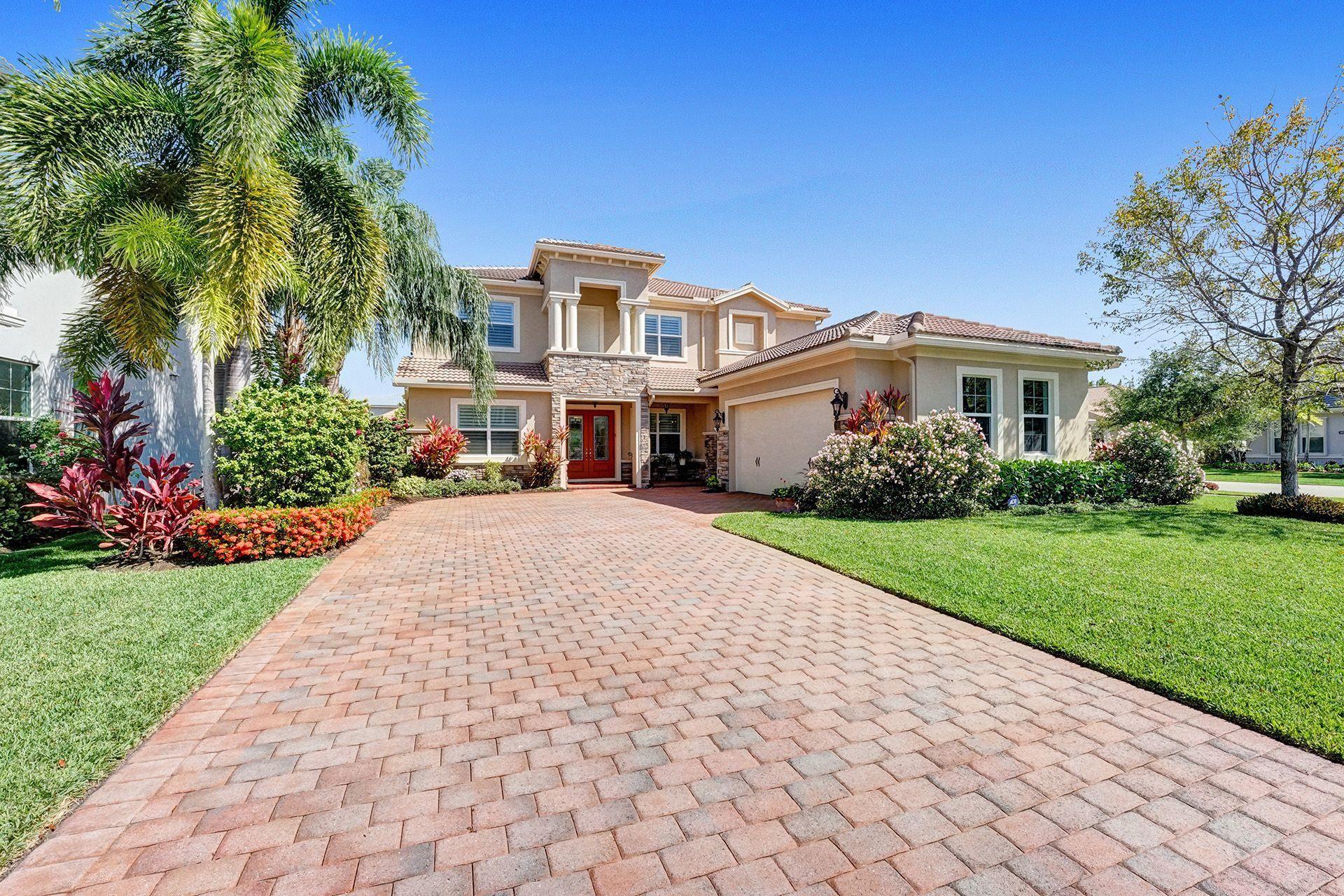 8947 Cypress Grove Lane, West Palm Beach, FL 33411 - #: RX-10705076