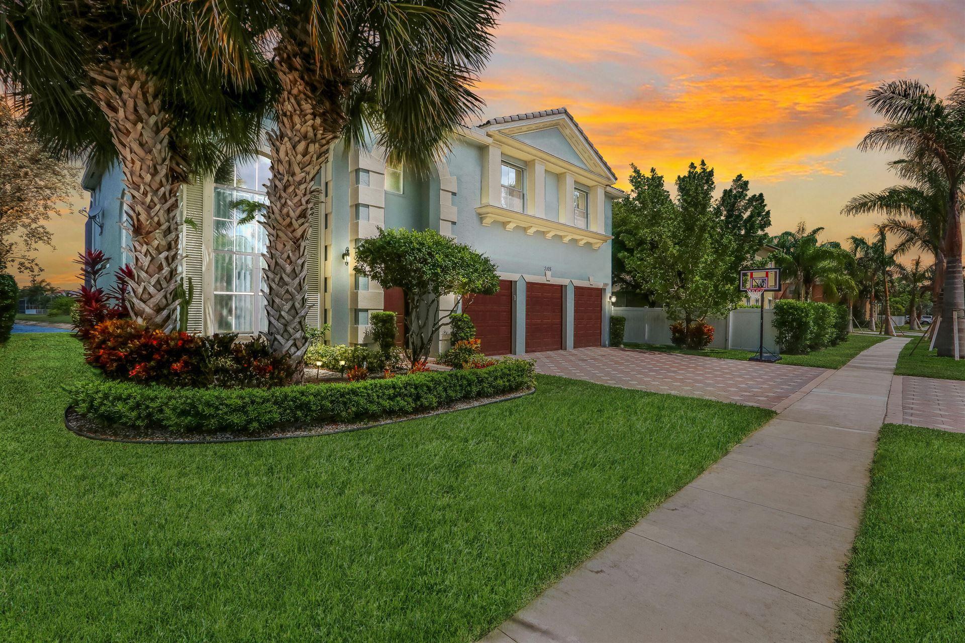 3105 Hartridge Terrace, Wellington, FL 33414 - MLS#: RX-10723076
