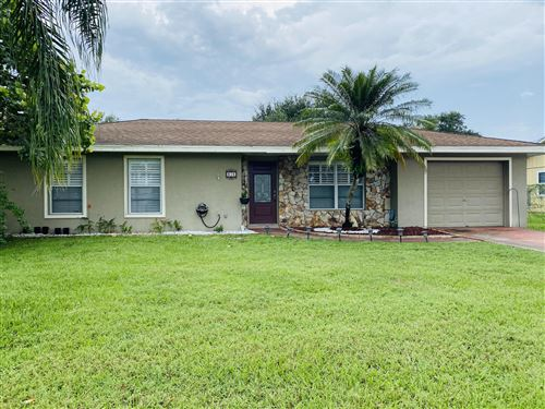 Photo of 316 NW Avens Street NW, Port Saint Lucie, FL 34953 (MLS # RX-10638077)
