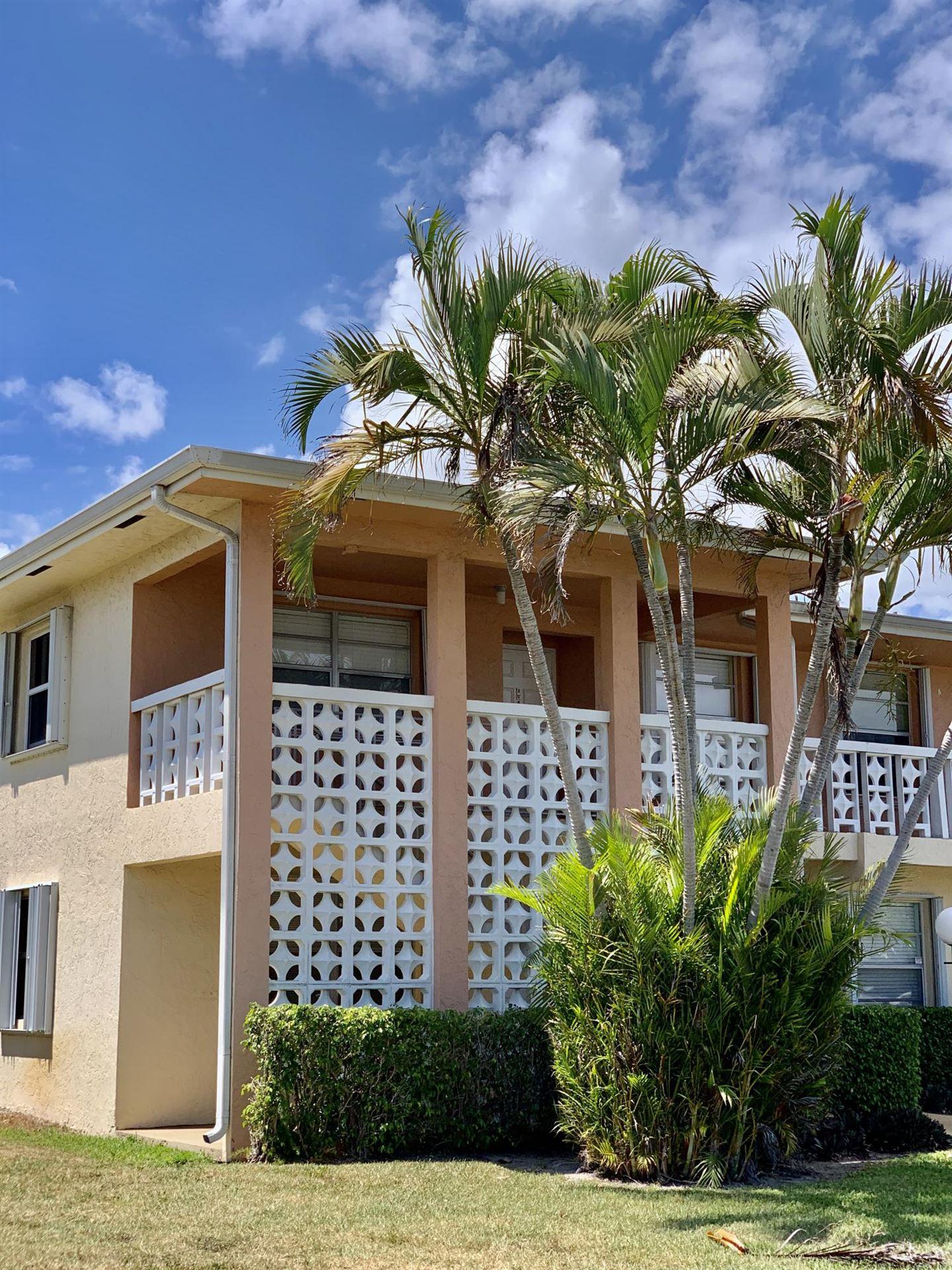 1640 NW 19th Terrace #201, Delray Beach, FL 33445 - #: RX-10612077