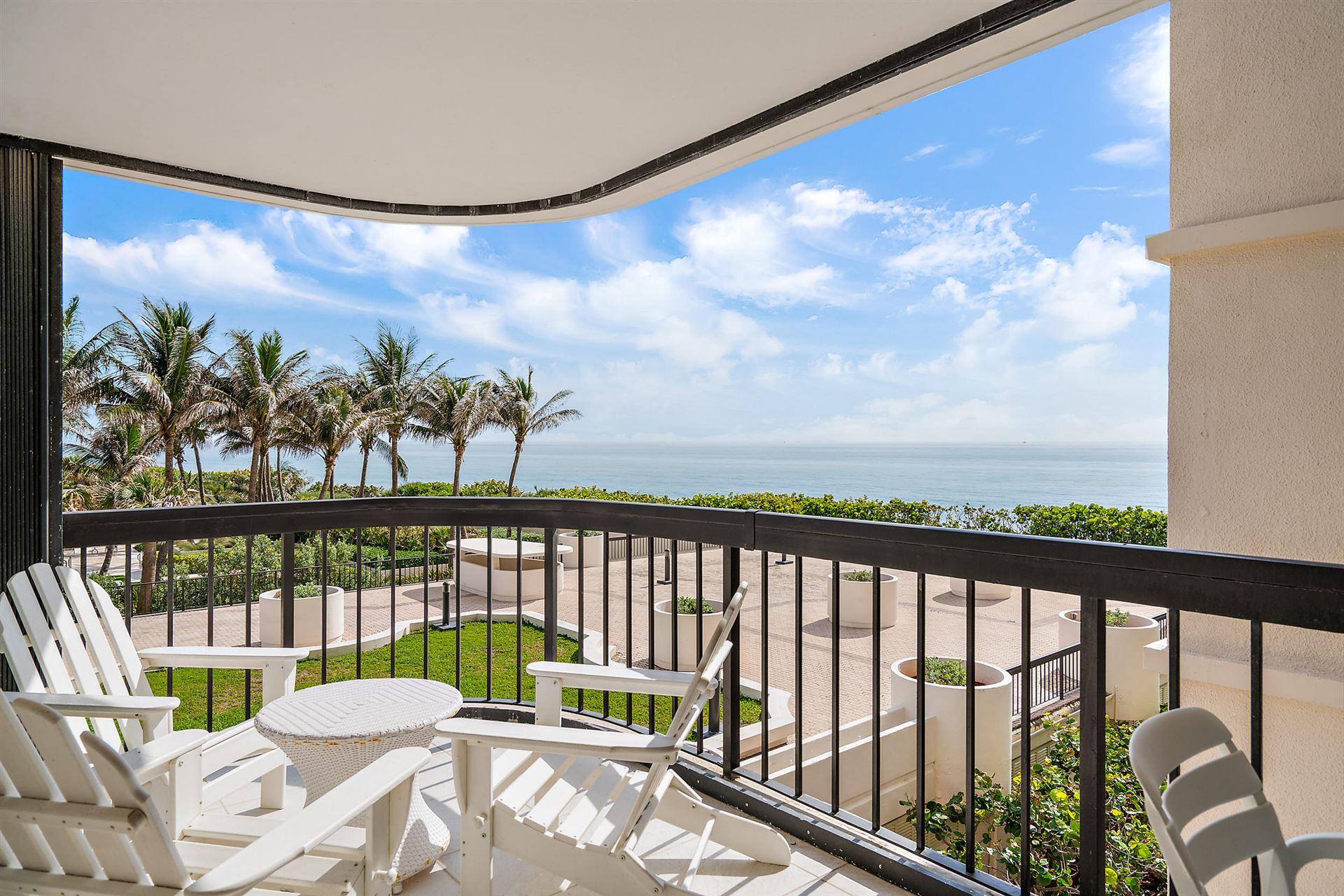 Photo of 5380 N Ocean Drive #3-F, Riviera Beach, FL 33404 (MLS # RX-10629077)