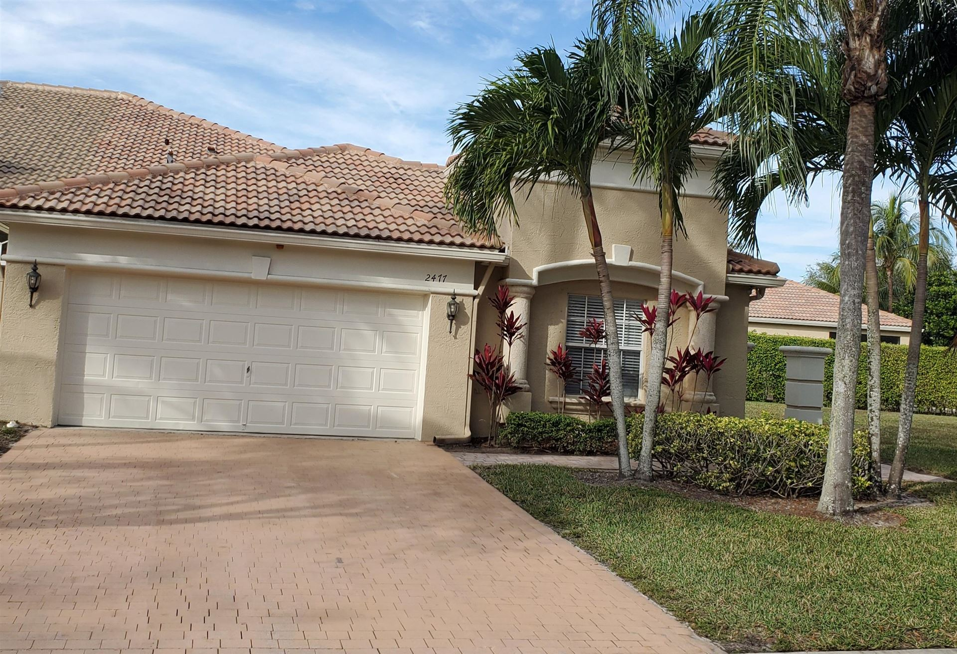 2477 Sandy Cay, West Palm Beach, FL 33411 - #: RX-10688077