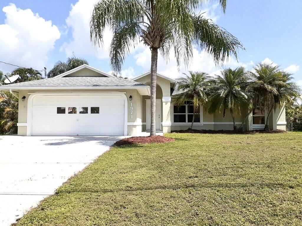 1971 SW Leafy Road, Port Saint Lucie, FL 34953 - #: RX-10743077